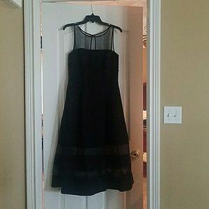 Aidan mattox size 8 cocktail dress